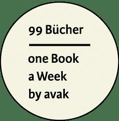 Logo: 99 Cultur books by avak & friends
