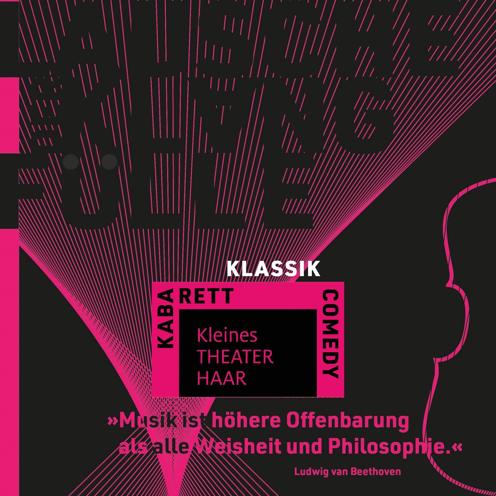99 Culture Books: Kleines Theater Haar, Plakat 3