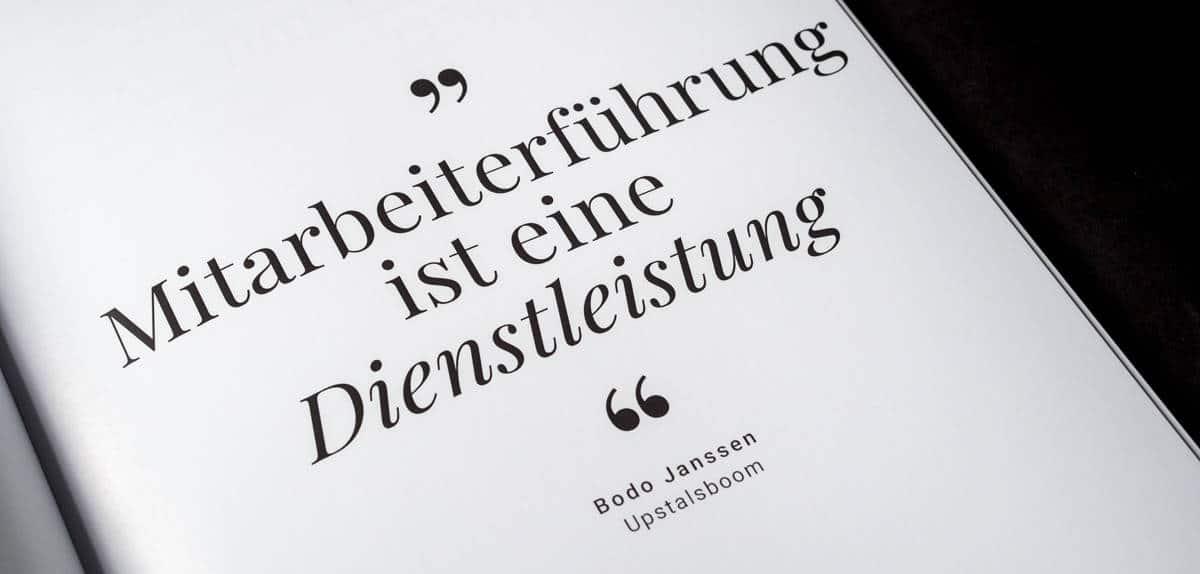 Zitat Bodo Janssen by avak